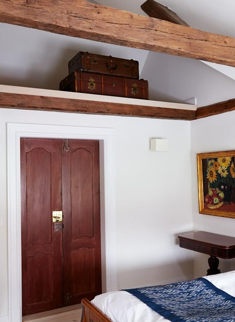 Indigo Zimmer – Ausbau Obergeschoss